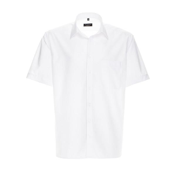 Hemd Comfort Fit Popeline Kurzarm Perfect Line Eterna® personalisiert bedrucken lasse