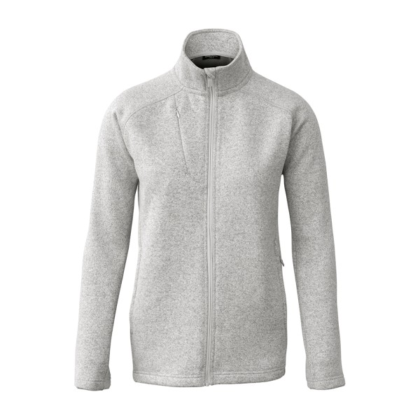 Women's knitted fleece jacket Montana Nimbus Play®