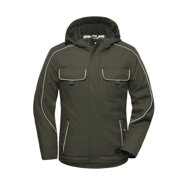 Winter Workwear Softshelljacke James & Nicholson®