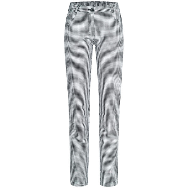 Ladies Basic Five-Pocket Pants B/W Pepita Greiff®