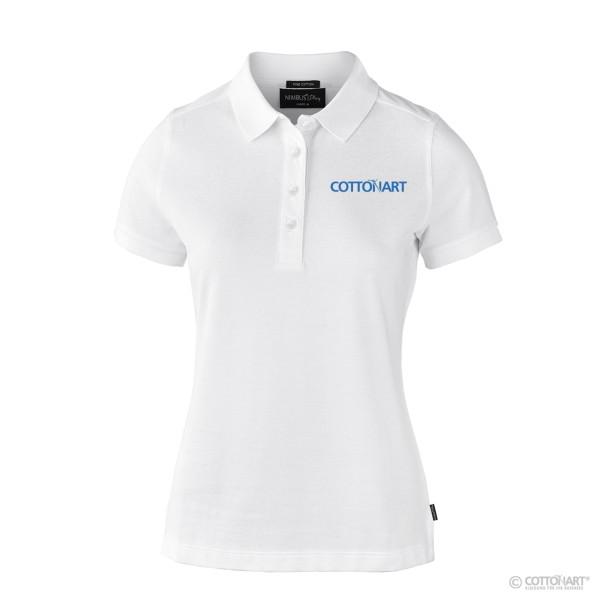 Damen Poloshirt inkl. Bestickung Bayfield Nimbus Play®