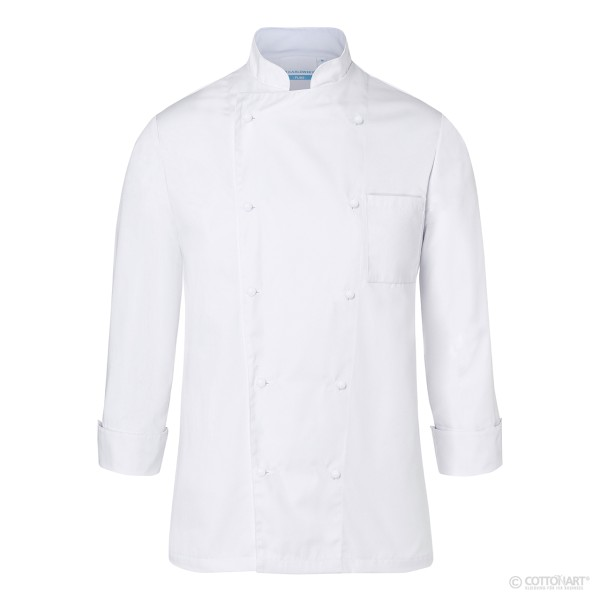Basic chef's jacket made of cotton Karlowsky®.