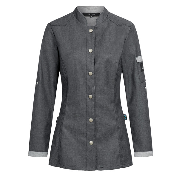 Bikerstyle ladies' chef jacket RF Cuisine Premium Greiff®