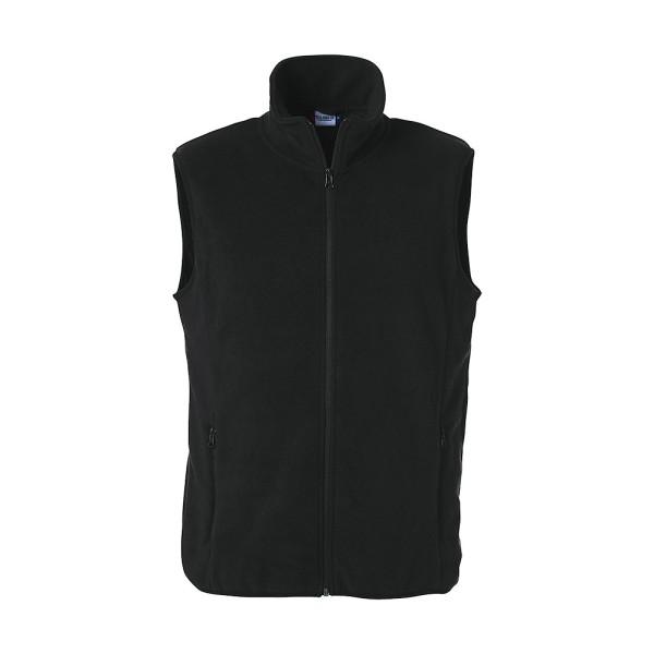 Unisex Outdoor Fleece-Weste Basic Clique®