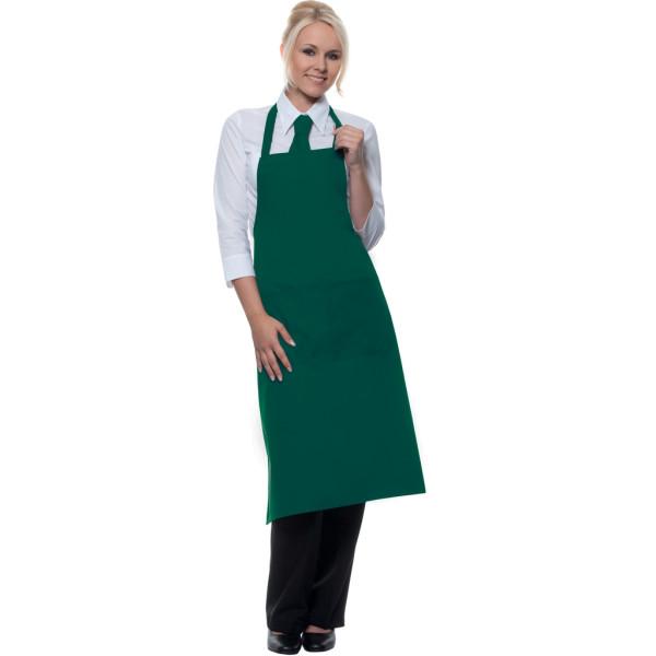 Premium bib apron with pocket Denmark Karlowsky®