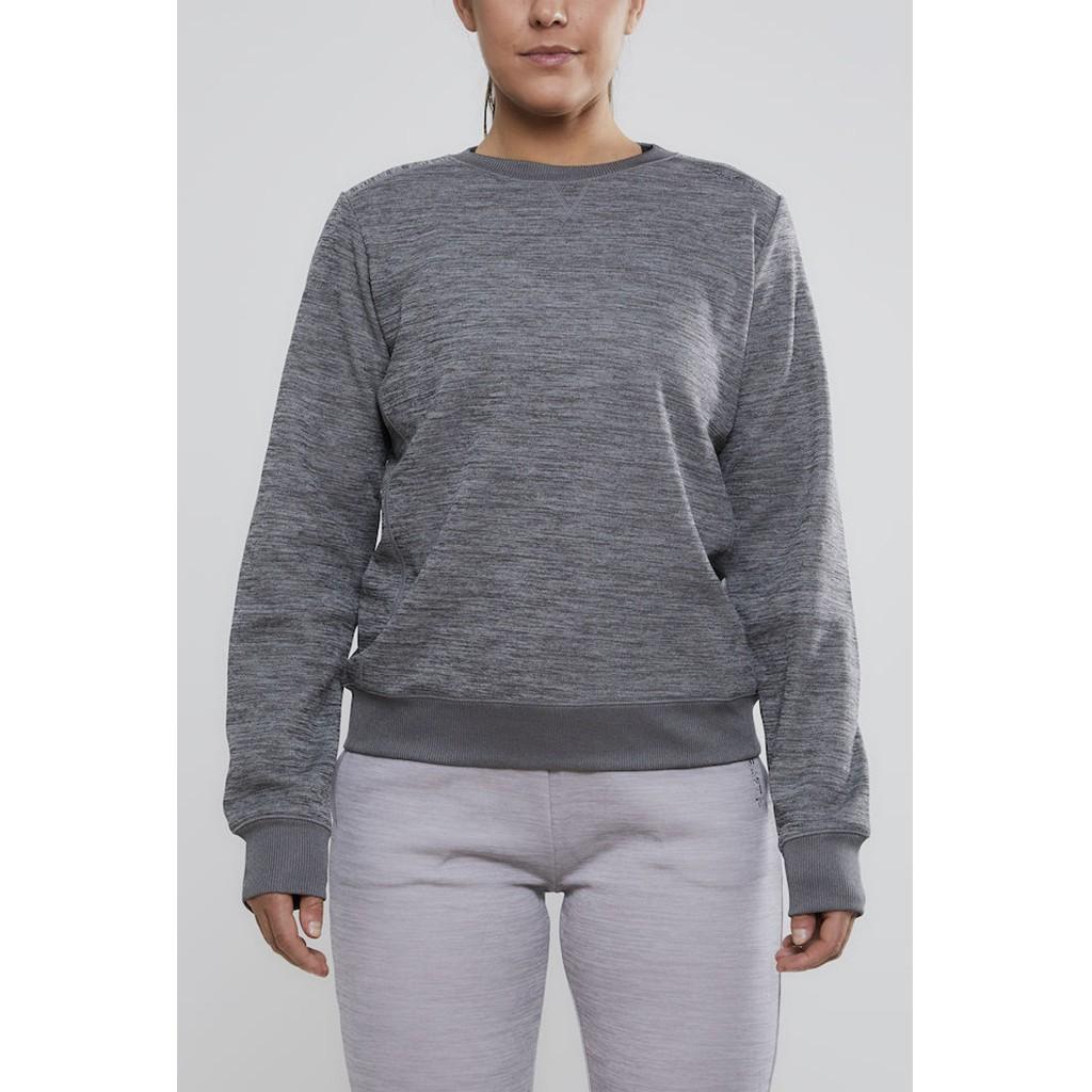 Damen Sweatshirt Freizeit Rundhalsausschnitt Craft® | bedrucken, besticken, bedrucken lassen, besticken lassen, mit Logo |
