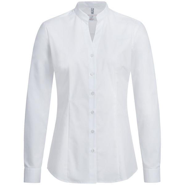 Ladies stand-up collar blouse 1/1 RF Service Greiff®