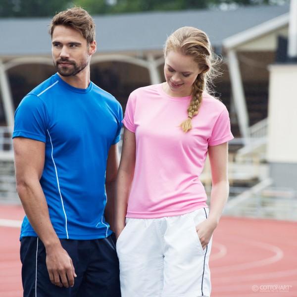 Unisex Ice Sport T-Shirt Clique®