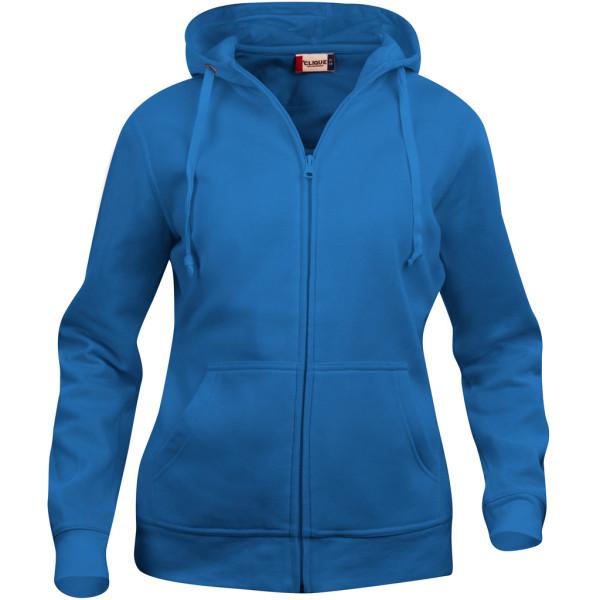 Damen Basic Sweatjacke mit Kapuze Clique®