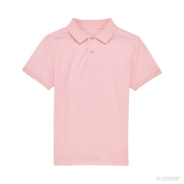 Kinder Poloshirt Mini Sprinter aus Bio-Baumwolle STANLEY/STELLA®