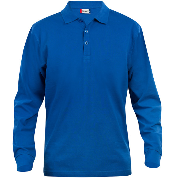 Poloshirt Classic Lincoln Langarm Clique®