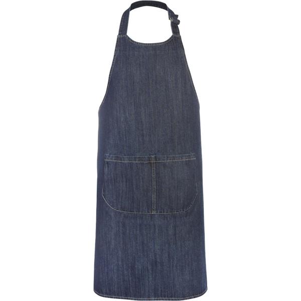 Denim Cariban® jeans bib apron