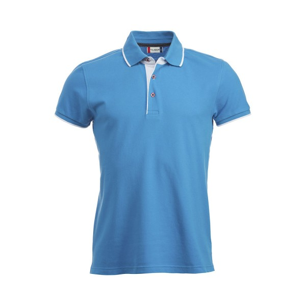 Herren Poloshirt Seattle Clique®