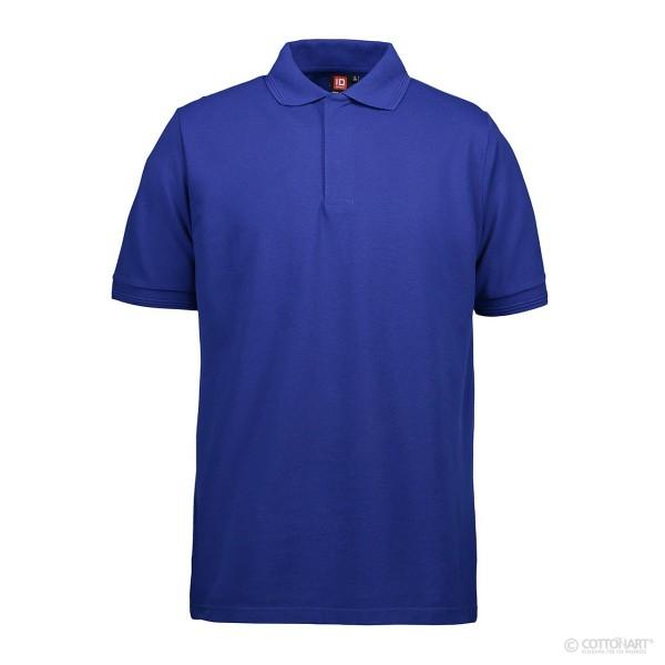 HACCP Poloshirt Kurzarm mit Druckknöpfen ID Identity®