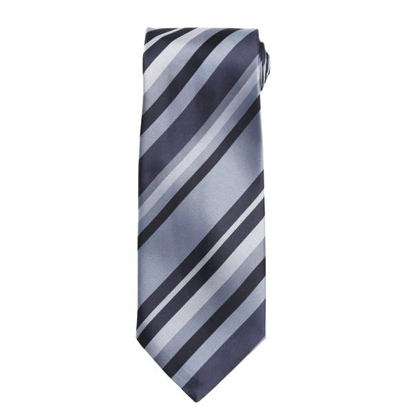 Bunt gestreifte Krawatte Premier®