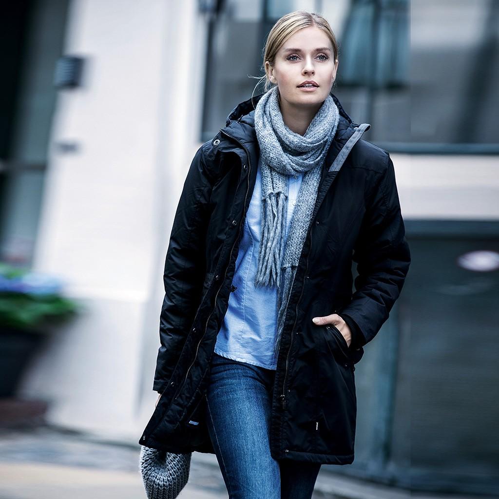 Damen Winterjacke Avondale Nimbus®   bedrucken, besticken, bedrucken lassen, besticken lassen, mit Logo  