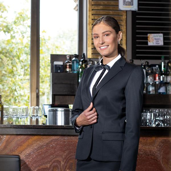 Basic Damen Service Stiftrock Comfort Fit Greiff®
