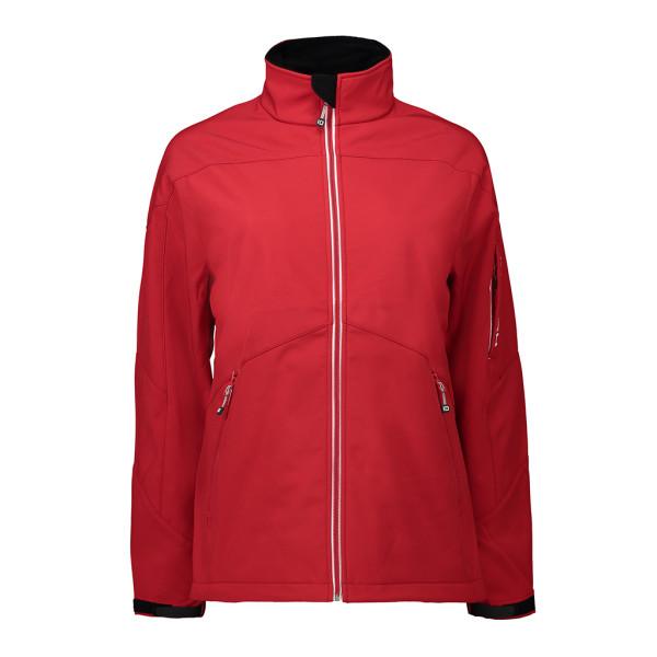 Women's soft shell jacket contrast ID Identity®