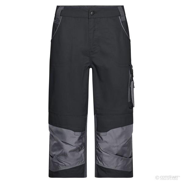 Unisex Workwear 3/4 Bundhose Strong James & Nicholson®