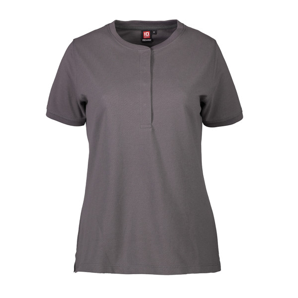 Women's Work Polo Shirt CARE ID Identity®