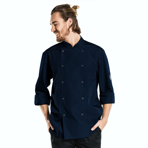 Chef's jacket Hilton Poco Navy Chaud Devant®