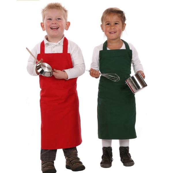 Kids apron barbecue