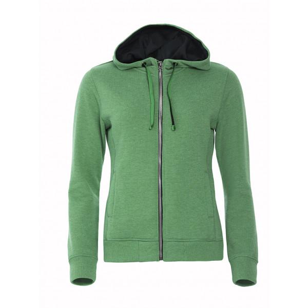 Ladies Hooded Jacket Classic Clique®