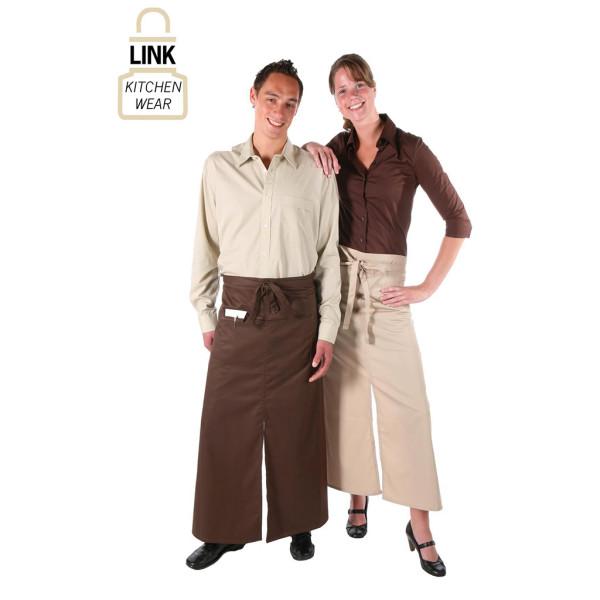 French slit apron Premium Link®