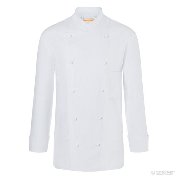 Premium Kochjacke Weiß Thomas Karlowsky®