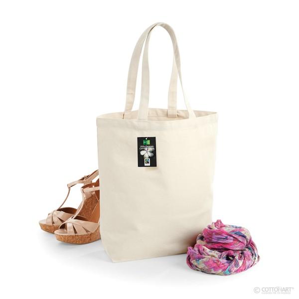 Canvas-Einkaufstasche Camden Fairtrade Westford Mill®