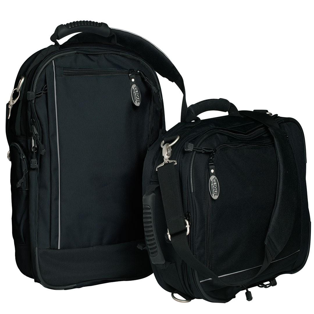 Computer Bag Clique® | bedrucken, besticken, bedrucken lassen, besticken lassen, mit Logo |
