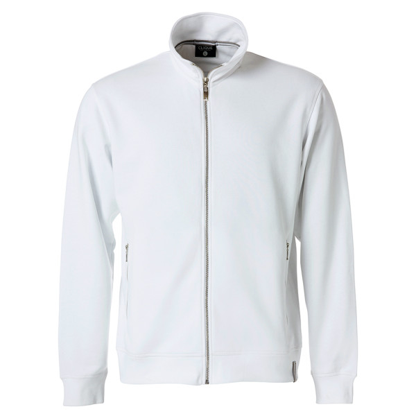 Mens Sweat Jacket Classic FT Clique®