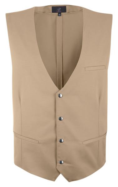 Men's waistcoat service with press studs Greiff®