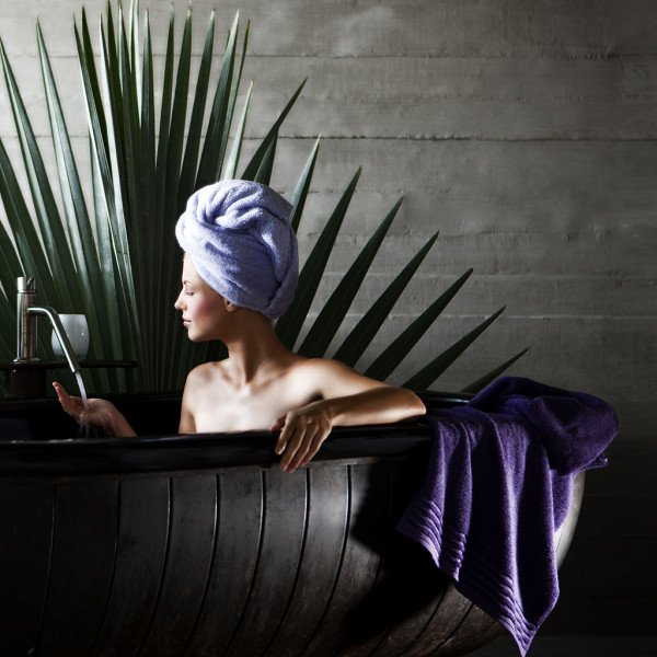 Vienna Superstyle Supersoft Shower Towel Vossen®