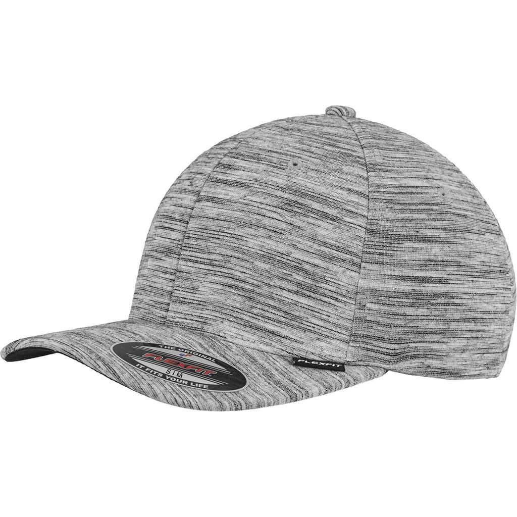 Baseball-Cap gestreift FLEXFIT® | bedrucken, besticken, bedrucken lassen, besticken lassen, mit Logo |