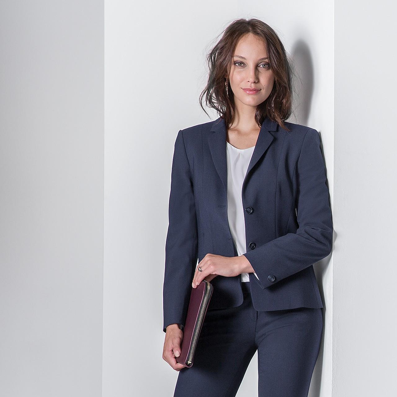Premium Damen-Blazer Greiff® | bedrucken, besticken, bedrucken lassen, besticken lassen, mit Logo |