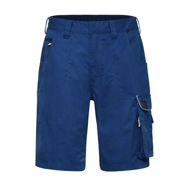 Workwear Bermudas Materialmix James & Nicholson®