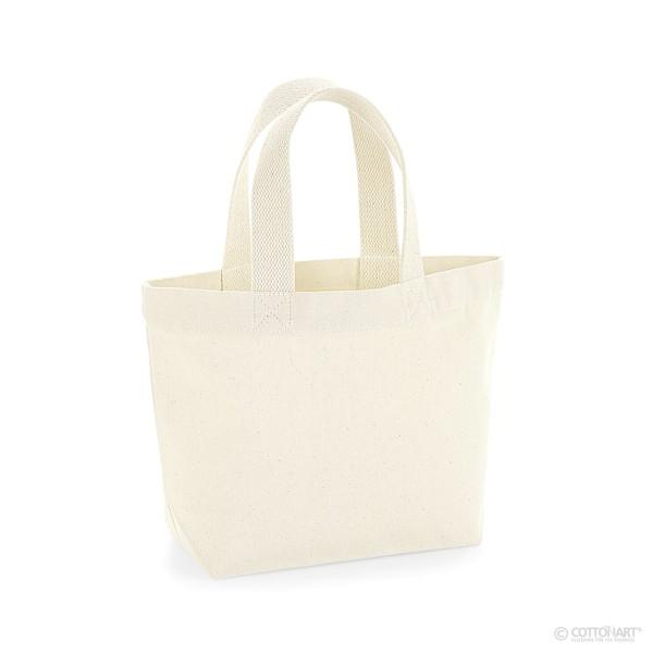 Einkaufstasche Mini Bio-Baumwolle Westford Mill®