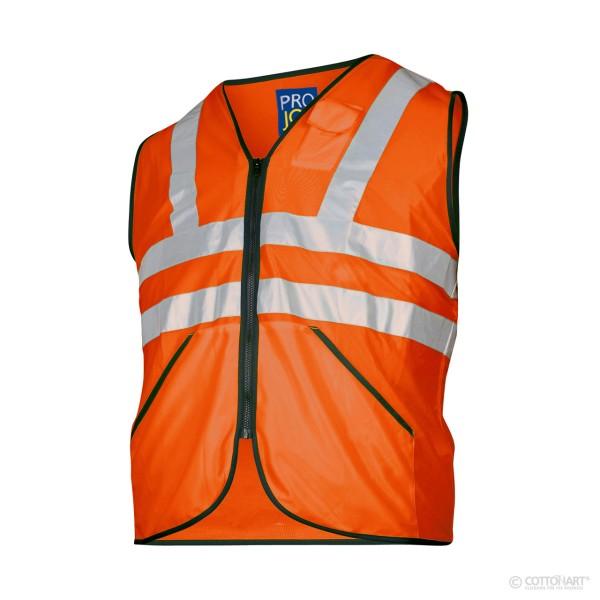 Warnschutz Sicherheitsweste verstellbar EN471-Klasse 3 ProJob®