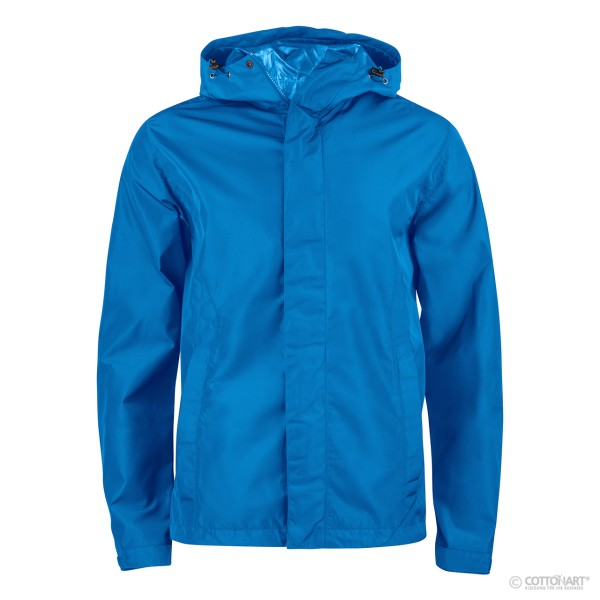Sporty and waterproof unisex jacket Webster Clique®