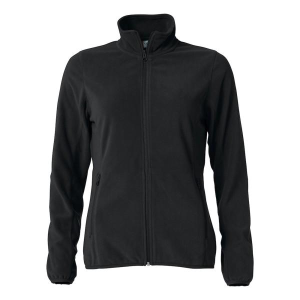 Damen Basic Microfleece Jacke Clique®