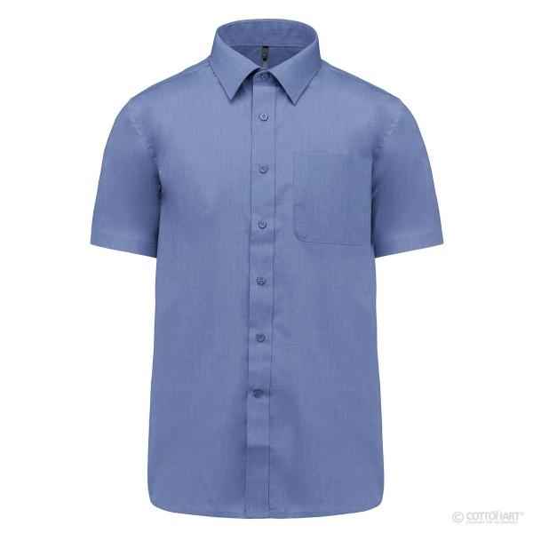 Herren Workwear-Hemd Kurzarm Kariban®