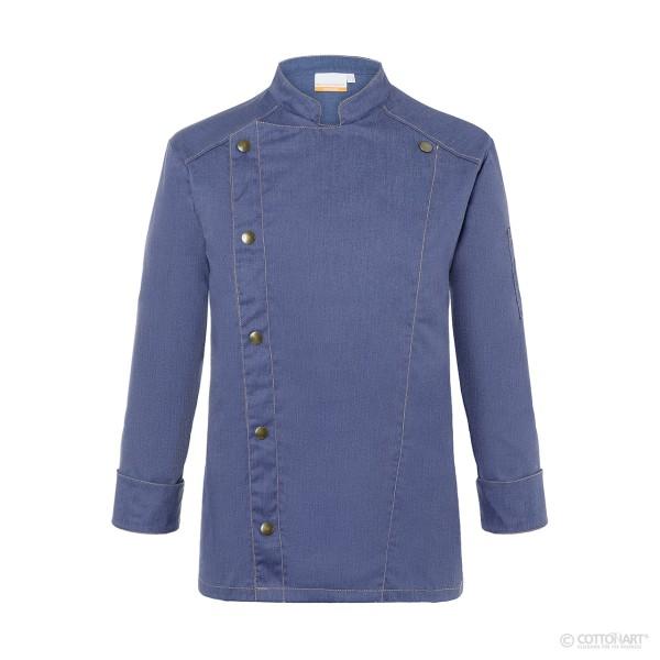 Kochjacke Jeans-Style Karlowsky®