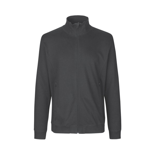 Organic Fairtrade Unisex High Neck Jacket Neutral®