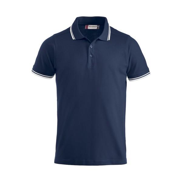Herren Poloshirt Amarillo Clique®