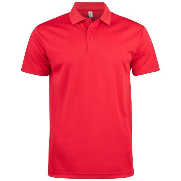 Unisex Basic Active Poloshirt Clique®