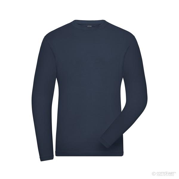 Herren Bio Workwear Long-Stretch James & Nicholson®