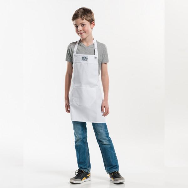 Children's apron White Chaud Devant®