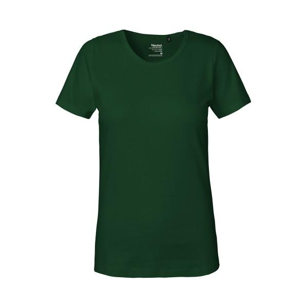 Organic Fairtrade Ladies Interlock T-Shirt Neutral®