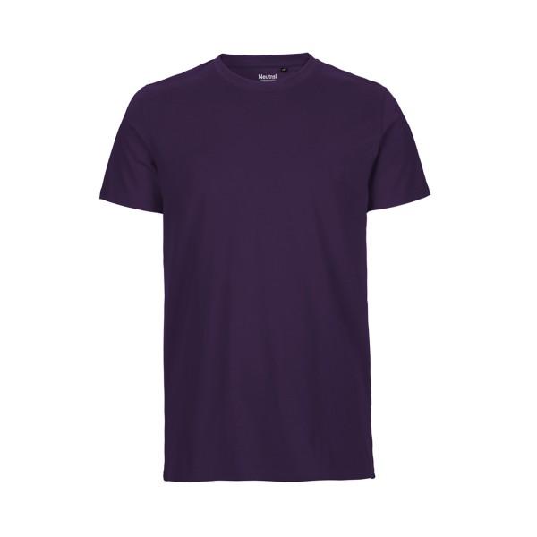Organic Fairtrade Men`s Fit T-Shirt Neutral®